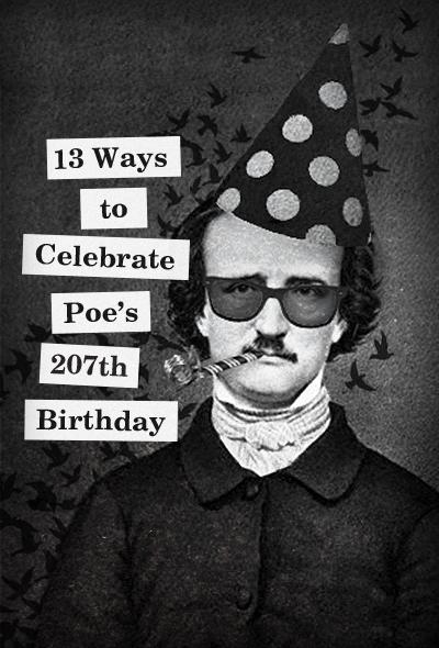 Poe's Bday