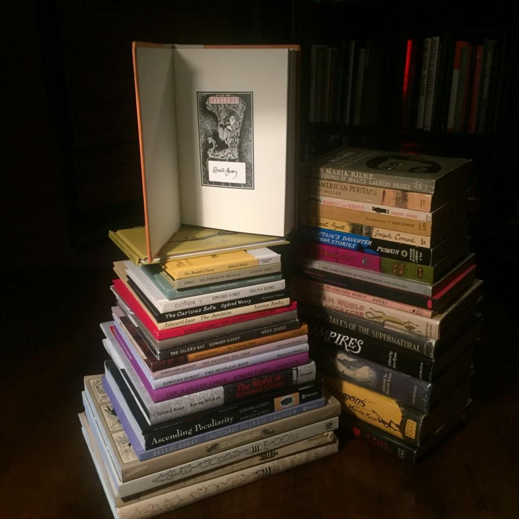 GOREY BOOKS