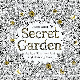 SECRET GARDEN GdcbSecret My First Two Coloring