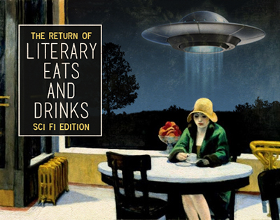 SciFi Eats and Drinks