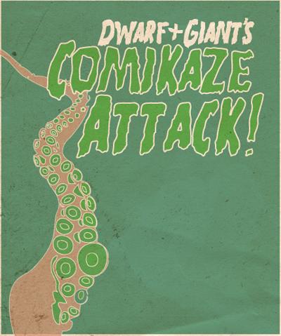 Comikaze Attack!
