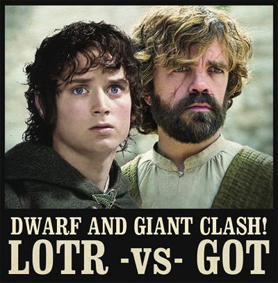 LOTR vs GOT 2
