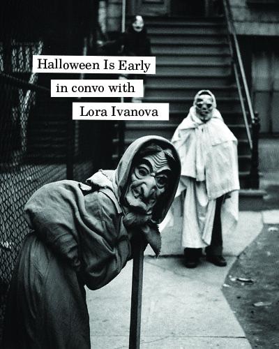 Halloween is Early
