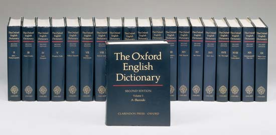 This is not a stack of OEDs, this is one OED