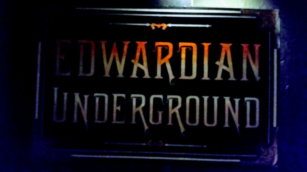 Underground of the Edwardian Ball
